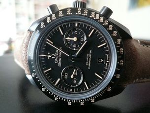 OMEGA SPEEDMASTER DARK SIDE OF THE MOON 'VINTAGE BLACK'