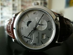 JAEGER LECOULTRE MASTER EIGHT DAYS