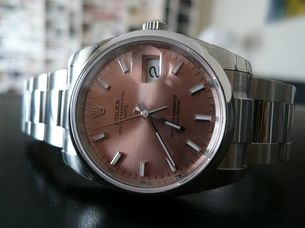 ROLEX OYSTER DATE 34