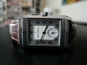 JAEGER LECOULTRE REVERSO DUOFACE NIGHT & DAY