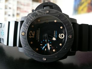 PANERAI LUMINOR SUBMERSIBLE 1950 CARBOTECH