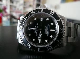 ROLEX SEA-DWELLER FAT FOUR
